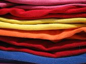 picture of t-shirt red  - colorful t - JPG