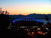 Sunset Over Seattle