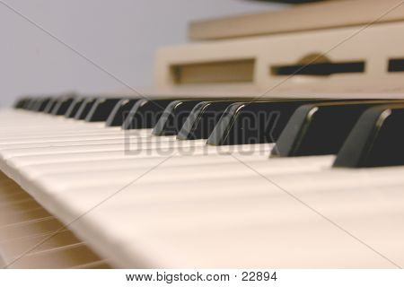 Music Keyboard 2 poster
