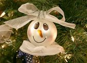 Happy Ornament