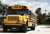 Parked Schoolbus