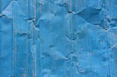 A Blue Grunge Background With Copyspace