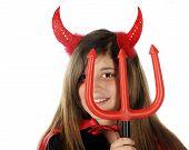 She-devil Closeup