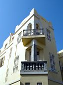 Bauhausstil Haus Tel Aviv Israel