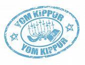 Yom Kippur Stamp