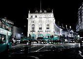London Night Blue