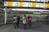 Tokyo Mass Transit