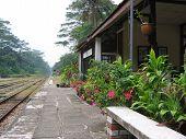Malaysian Rail Station