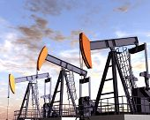 Campo de petróleo