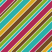 Bold Stripes Background