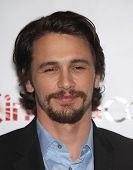 LAS VEGAS - APR 25:  JAMES FRANCO arrives for the Cinema Con 2012-Disney Luncheon  on April 25, 2012