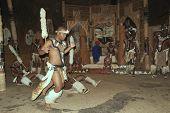 Zulu-Tänzer