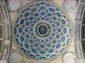 Ceiling In Basilica Di Santa Croce