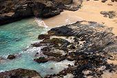 Halona Beach Cove, Hawaii