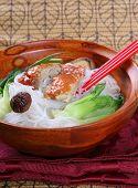 Peking Duck Noodle Soup