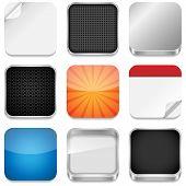 Icono de la aplicación plantillas