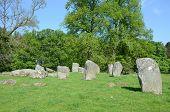 Croft Moraig stone circle, Perthshire