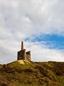 Wheal Prosper At Rinsey Head Cornwall