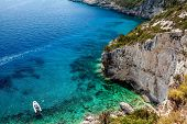 Playa de Stara Baska, Croacia