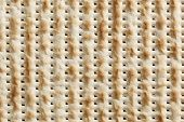 Homemade Kosher Matzo Crackers