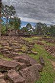 Angkor Wat Temple Ruins