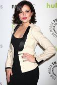 LOS ANGELES - MAR 3:  Lana Parrilla arrives at the