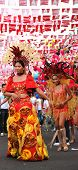 Street Dancers In Naga City