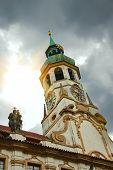 Loreta, Famous Church In Prague, Czech Republic