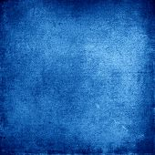 Vintage Blue Background With Texture Of Paper For Any Of Your Design