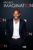 NEW YORK- OCT 24: Actor Amaury Noalsco attends the global premiere of Canon's