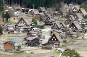 Shirakawago World Heritage Site, Japan