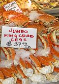 King Crab Legs For Sale