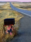 Roadside Patriotism