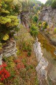 Taughannock Falls Gorge
