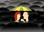 Where Is No Bad Weather If You Are In Love [