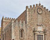 Cathedral San Nicola In Taormina