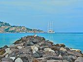 Fishermen On The Ionian Sea