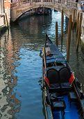 Venice Gondola Closeup