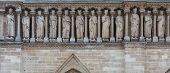 Notre Dame Freize