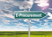 Signpost E-procurement