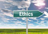 Signpost Ethics
