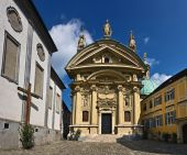 Mausoleum, Graz, Austria
