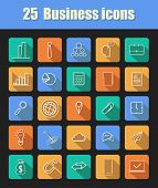 25 Business Icons