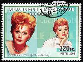Lucille Ball Stamp