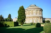 Ickworth House with Formal Garden