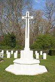 Cross Of Sacrifice World War 1 Cemetery