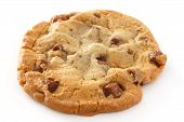 Light chocolate chip cookie
