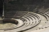 Greek Theatre. Barcelona. Spain