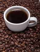 image of vivacious  - A cup of coffe to get energy and become vivacious - JPG