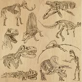 pic of mammoth  - DINOSAURS  - JPG